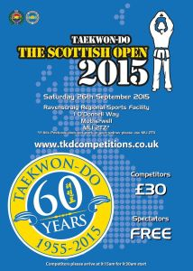 scottish open poster
